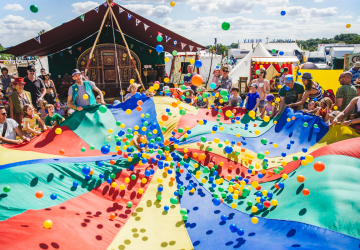 Festival Fever – Five Family Friendly Festivals you don't want to miss in 2016
