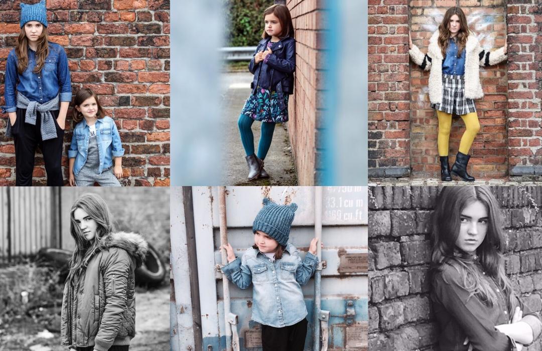 Kid's Streetwear Style: Autumn 2016 at NEXT