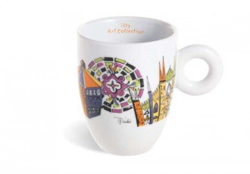 Pucci makes Illy arty
