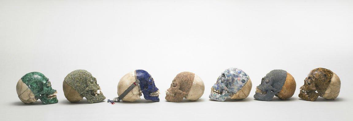 GREGORY S Skulls