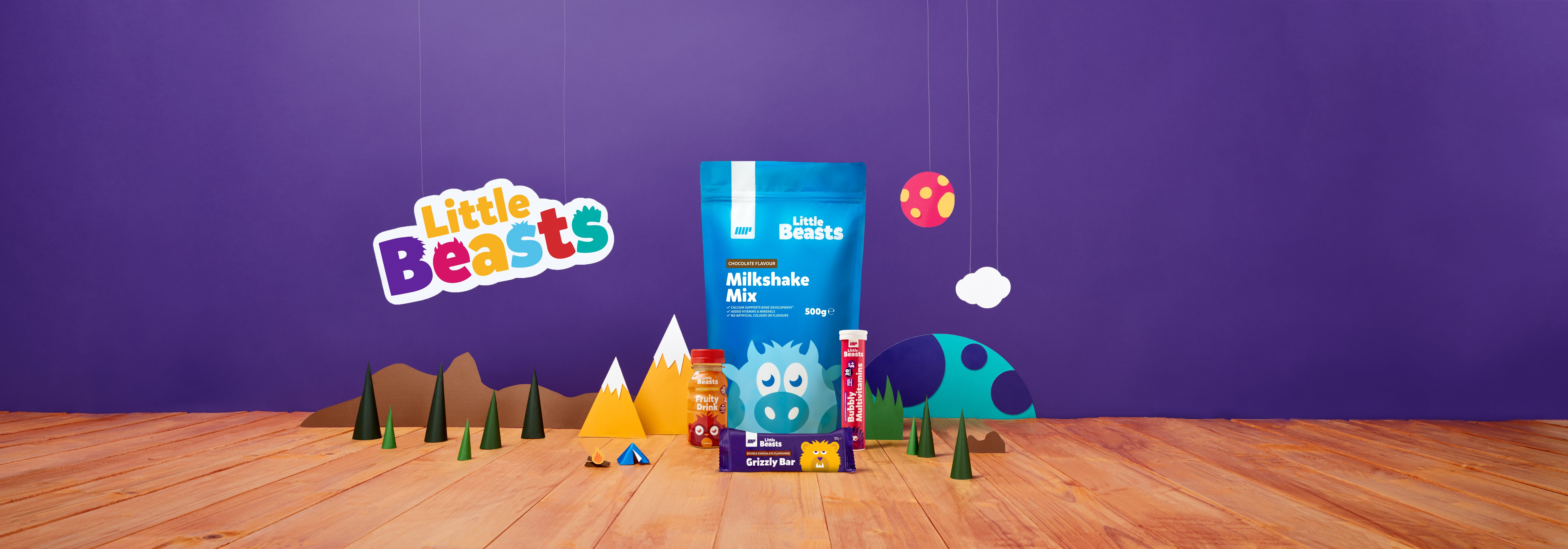 MyProtein for kids! The new nutrition