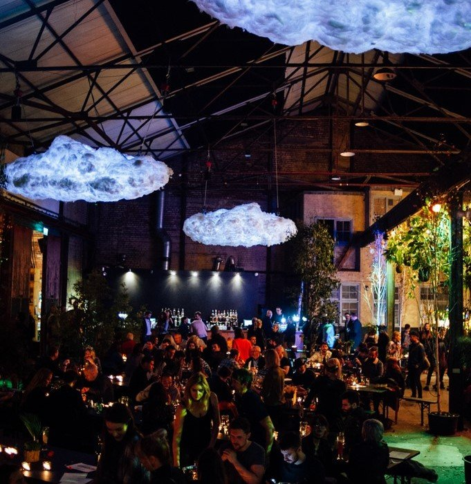 Top city restaurant Maray to launch pop-up at weekly food event.