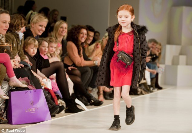 London Fashion Week Banner Parentfolk