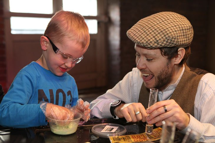 Steam, Sweat & Sewers A week of fun family activities exploring the Industrial Revolution in Victorian Manchester 13 - 21 February at the Museum of Science and Industry Further info: Kate Campbell-Payne Communications Officer Tel: 0161 606 0213 Email: Kate.Campbell-Payne@msimanchester.org.uk Full credit always required as stated in T&C's. PR and Press release use only, no further reproduction without prior permission. Picture © Jason Lock Photography +44 (0) 7889 152747 +44 (0) 161 431 4012 info@jasonlock.co.uk www.jasonlock.co.uk