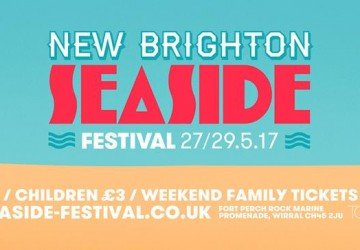 Orb Events Announce The New Brighton Seaside Festival for May Bank Holiday