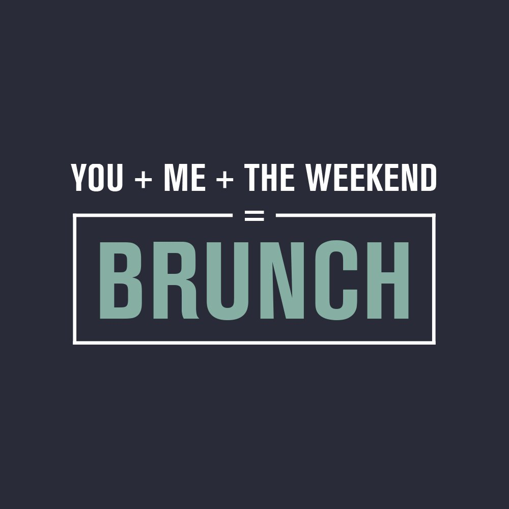You me and the weekend
