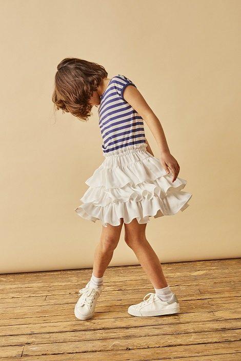 Alexa Frill dress