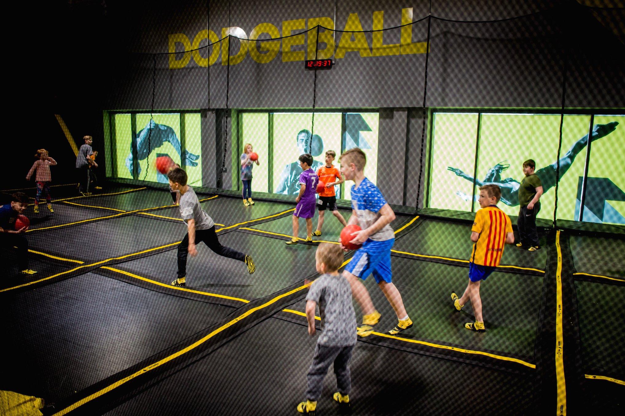 Freedome Dodgeball