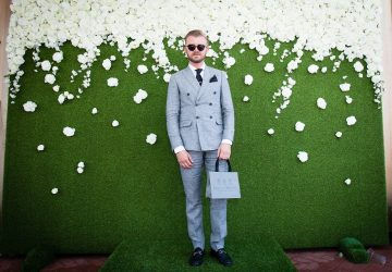 The Boodles May Festival Men's Best Dressed Winner Announced at Boodles May Festival Opening Day.