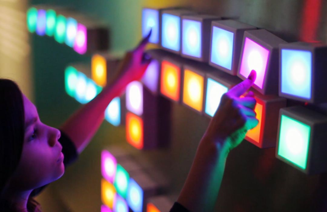 Eureka! announces the European premiere of TIFF's digiPlaySpace