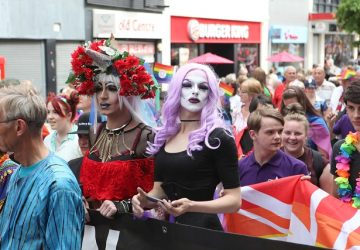 LIVERPOOL PRIDE FLYS THE FLAG THIS WEEKEND!