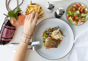 Win summer dining for two at the Second Floor Bar and Brasserie, Harvey Nichols,  Manchester.