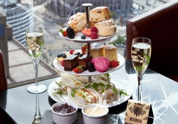Panoramic34 celebrates Afternoon Tea Week