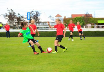 A Festival of Football comes to MBNA Family Funday at Chester Racecourse this weekend