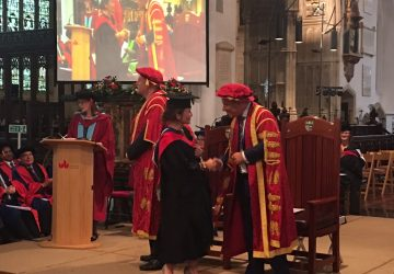 Tracey Bell is one of the first dentists to be awarded a Masters in Dental Law and Ethics