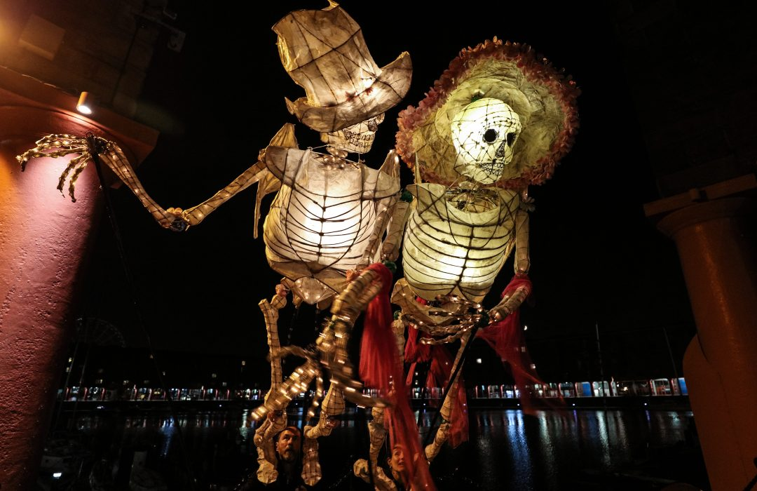Halloween Lantern Carnival coming to Liverpool city centre this weekend