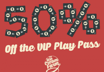 Christmas Comes Early With The Ice Cream Farm's VIP Sale!