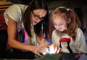 Light up the holidays with the Museum of Science and Industry