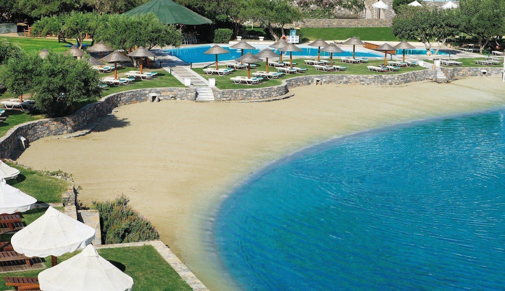 Porto Elounda Private Beach