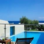 Porto Elounda private pool