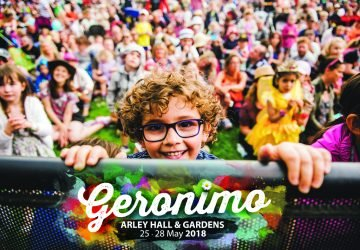 Win a family pass to Geronimo Festival, Cheshire.