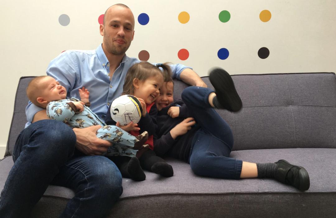 Childcare platform, bubble, announced as Brand Partner for ParentFolk Weekender, Wirral.