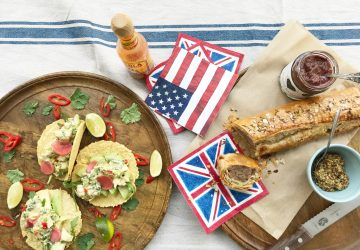 Gemma Wade: Royal Wedding party menu – the best of California and Britain