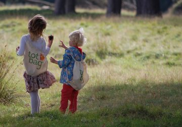 MOTHERHOOD INTERVIEW: The business launched by mums helping tots to 'think outside the bag'