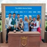 Winning Connections of the MBNA EBF Novice Stakes