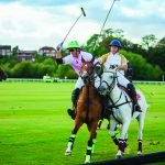 Boodles and Laurent Perrier battle in the first semi final
