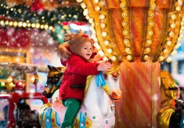 Winter Funland brings Christmas to Event City Manchester