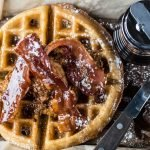Hickorys Chicken Fried Waffle 2 1
