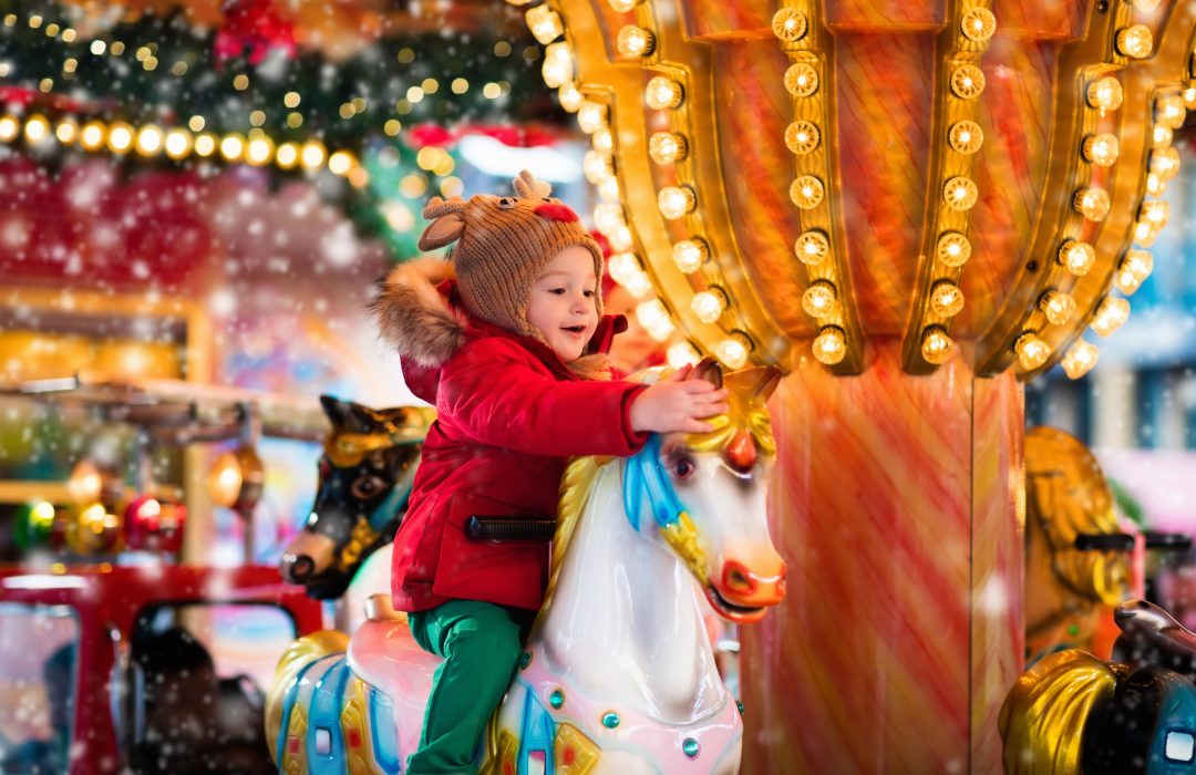 Winter Funland and intu Trafford Centre to spread Christmas joy with 1000 free golden tickets