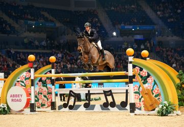 World Class Stars of Sport Head to Liverpool for the Biggest Horse Show in the North