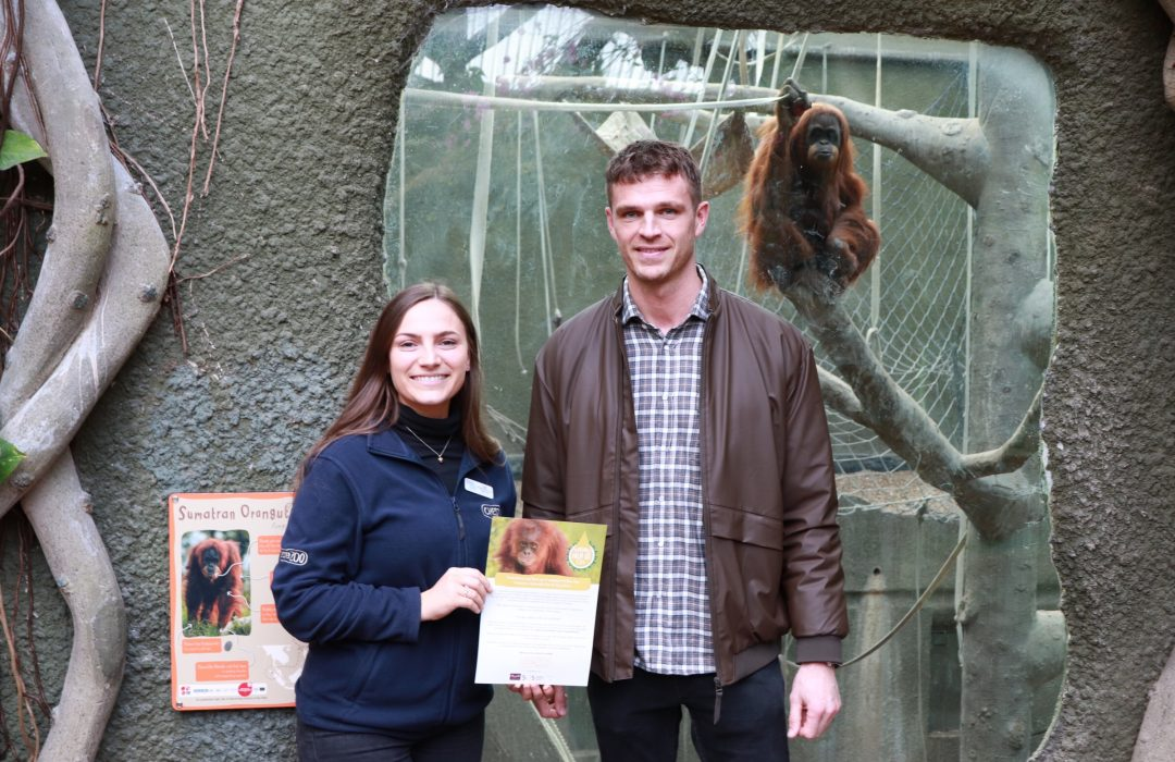 City Restaurant Joins Zoo Pledge To Save Endangered Wildlife