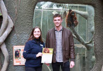 City Restaurant Joins Zoo Pledge To Save Endangered Wildlife