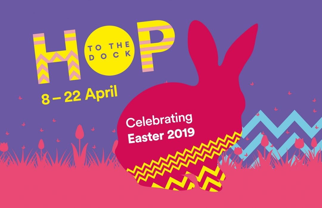 Hop to the Dock this Easter