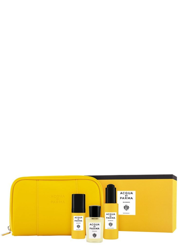 Harvey Nichols Manchester Acqua Di Parma Grooming Kit £85 Available in store and online