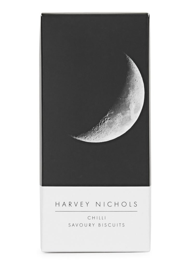 Harvey Nichols Manchester Chilli savoury biscuits 100g £4.95 Available in store and online
