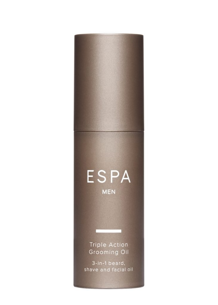 Harvey Nichols Manchester ESPA Triple Action Grooming Oil 25ml £32 Available in store and online