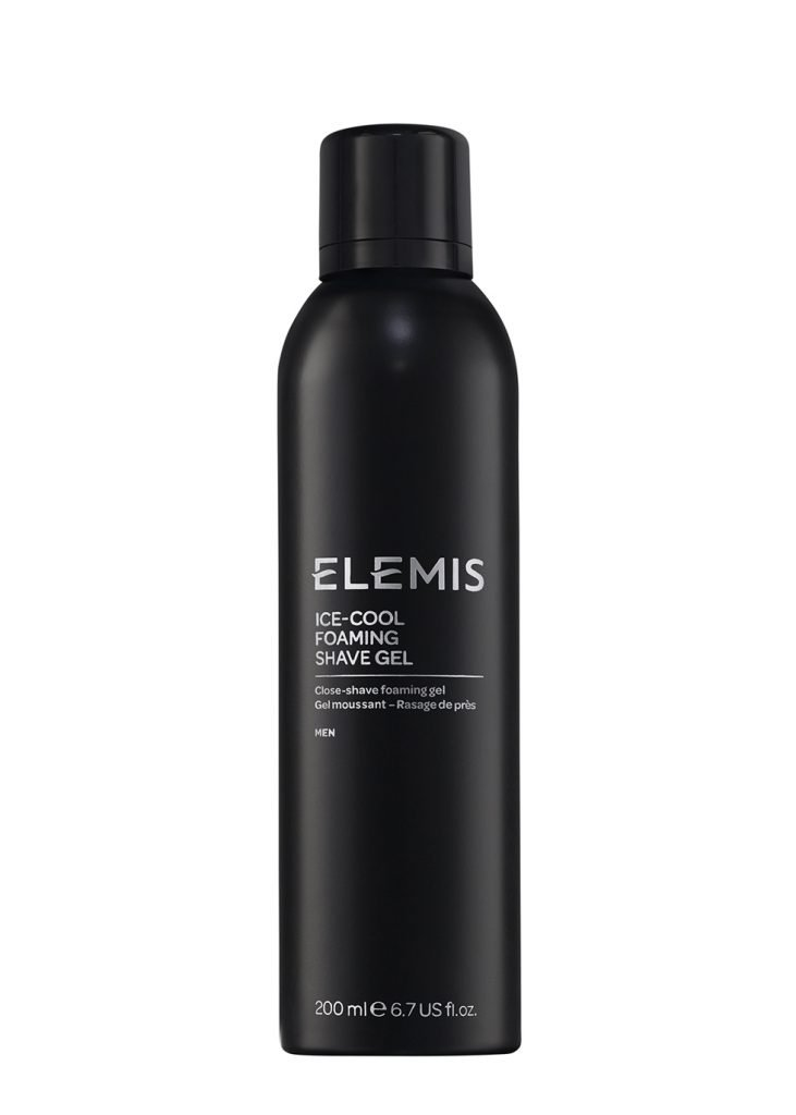 Harvey Nichols Manchester Elemis Ice Cool Foaming Shave Gel 200ml £24 Available in store and online