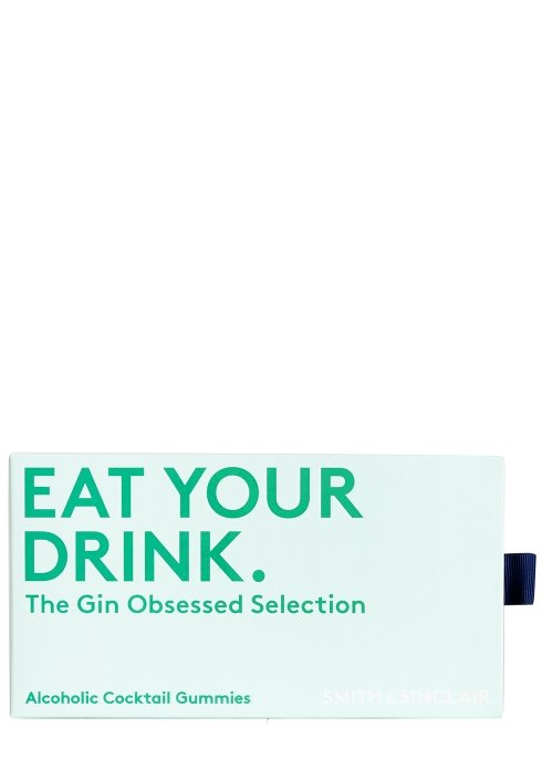 Harvey Nichols Manchester SmithSinclair The Gin Obsessed Selection Edible Cocktail Gummies 112g £14.95 Available in store and online