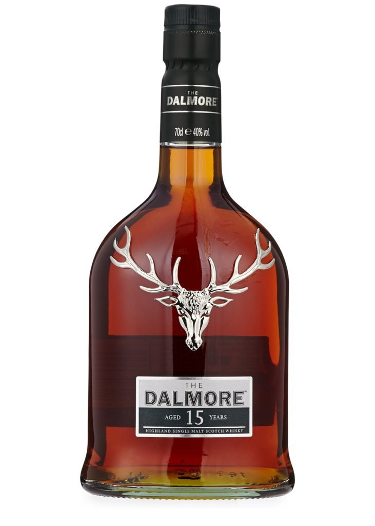 Harvey Nichols Manchester The Dallmore Distillery  15 Year Old Single Malt Whisky £85 Available in store and online