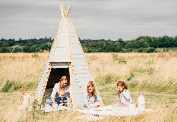 Online Lifestyle Boutique Scandiborn expand outdoors