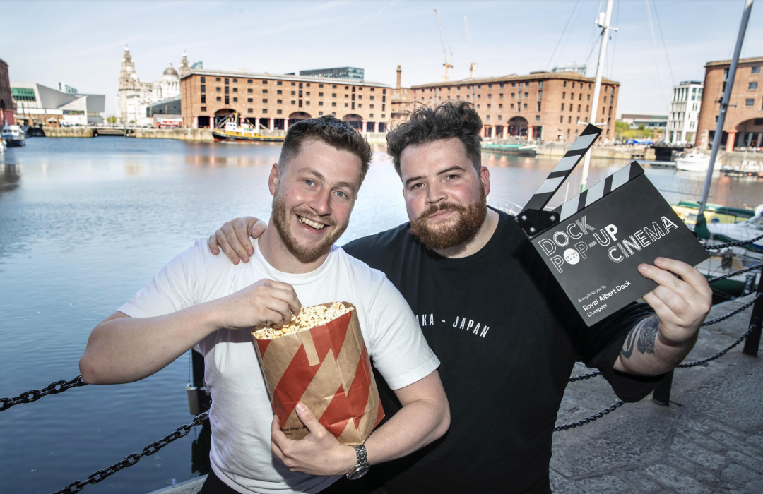 Liverpool's First Floating Cinema Announces Summer Line-up