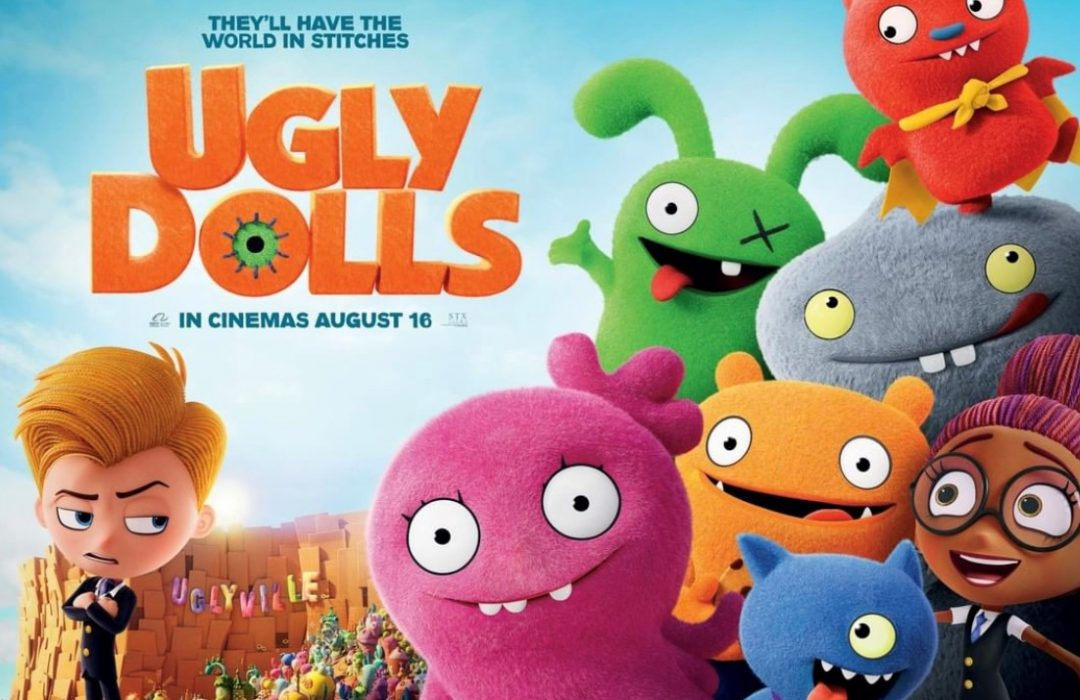 Family feel good film UGLY DOLLS comes to cinemas this weekend