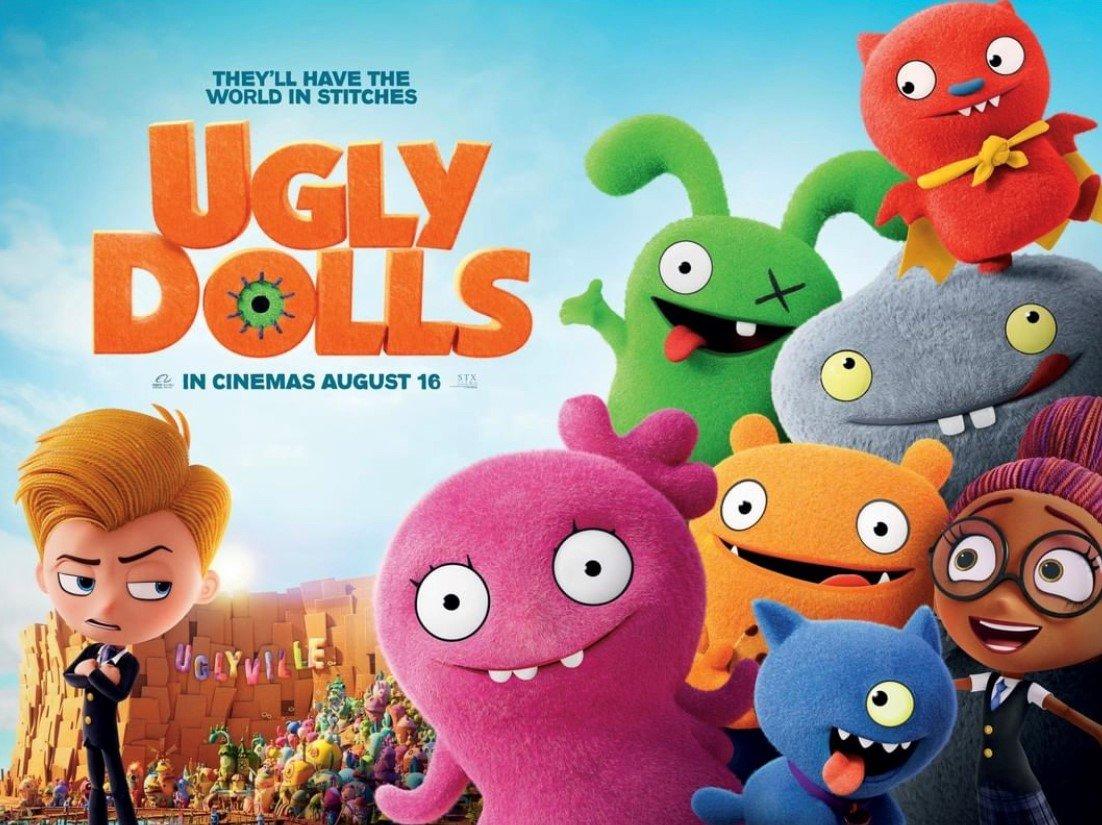 Ugly Dolls Film