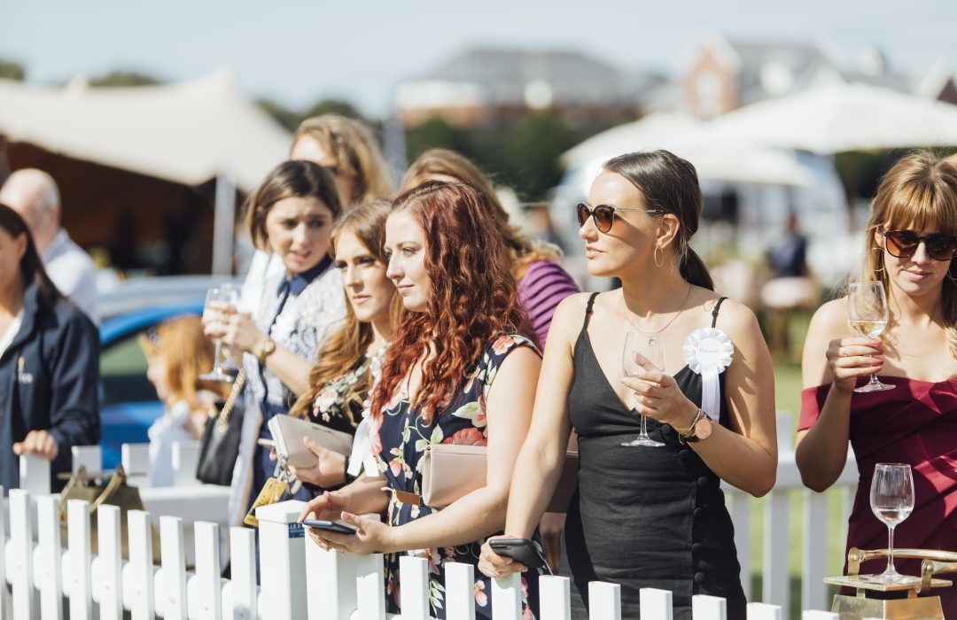 A Weekend of Sunshine at the White Oak UK Polo Series.