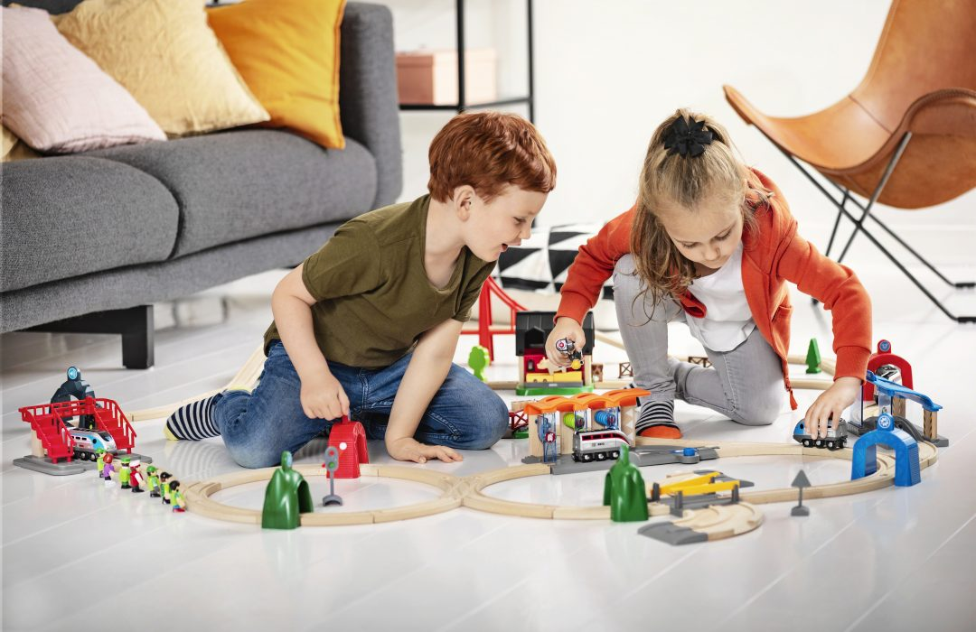 BRIO announced as sponsor for ParentFolk's Big HoHoHo this Christmas.