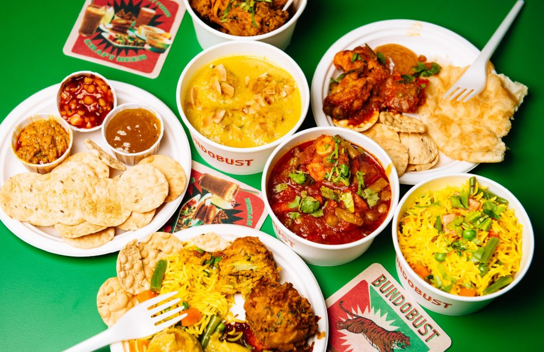 Poppadom Preach! Bundobust celebrates National Curry Week